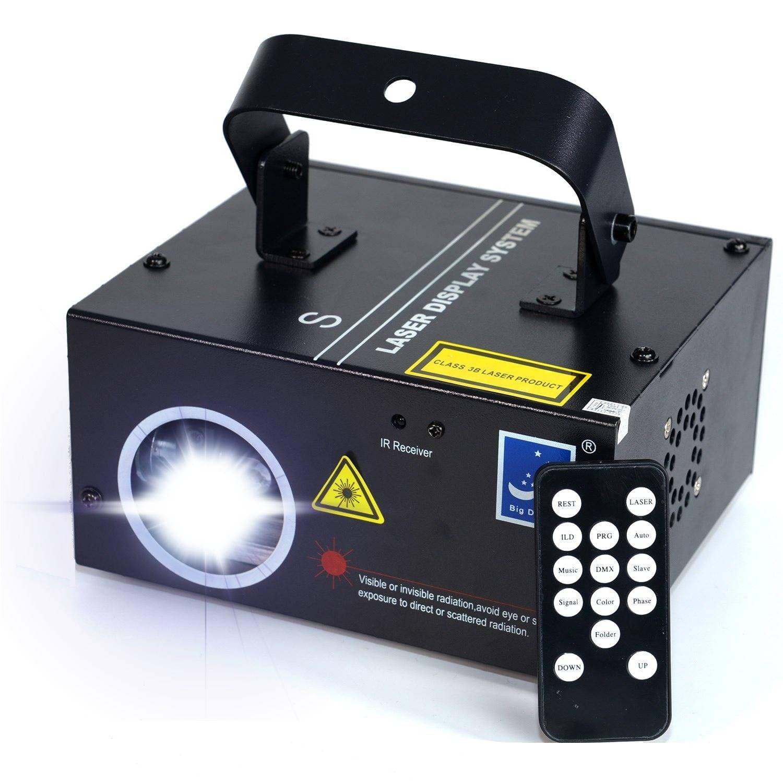 Программируемый лазерный проектор для рекламы, лазерного шоу и бизнеса Тверь